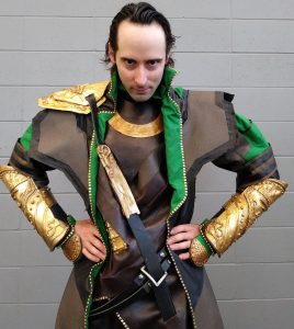 Loki des Avengers