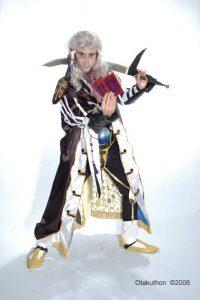 Setzer de Final Fantasy 6